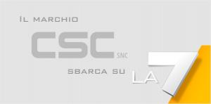 CSC Espositori su La7