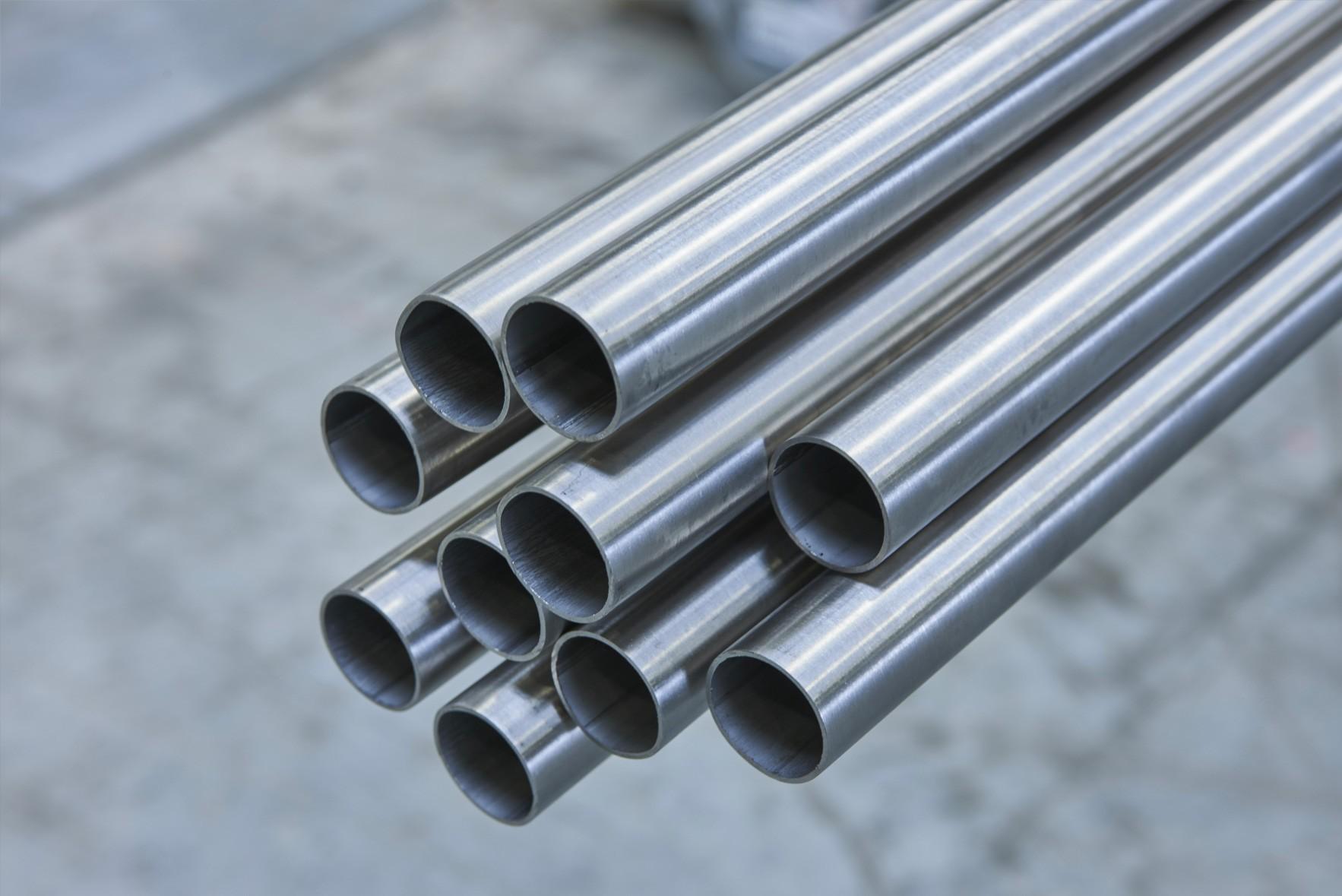 Tubolari metallo per espositori