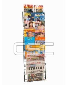 Espositore per giornali e riviste