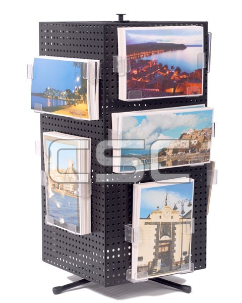 Espositore per cartoline