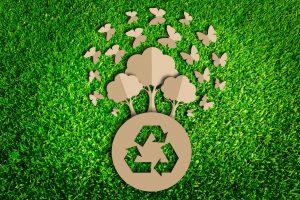 Espositori ecologici in metallo
