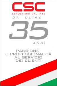 CSC Espositori 35° anno
